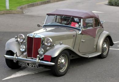 Mg Td Guide History And Timeline From Classiccars Co Uk