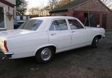Vauxhall Cresta Pc Guide History And Timeline From