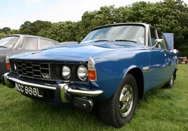 Classic Car Dealers Staffordshire