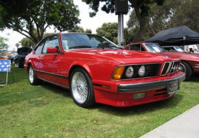 Bmw M635csi Guide History And Timeline From Classiccars Co Uk