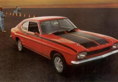 Ford Capri Guide History And Timeline From Classiccars Co Uk
