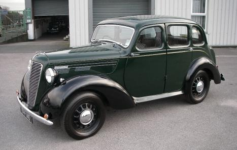 Morris Ten Series M 1948 Ref 11957 From Classiccars Co Uk