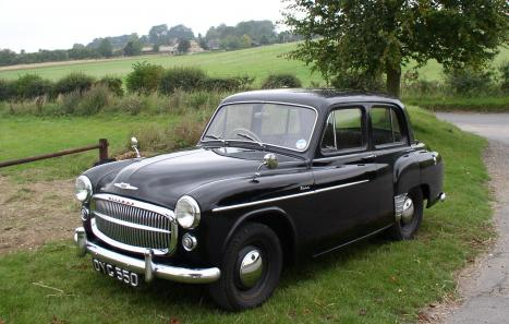 Hillman Minx 1955 Ref 11755 From Classiccars Co Uk