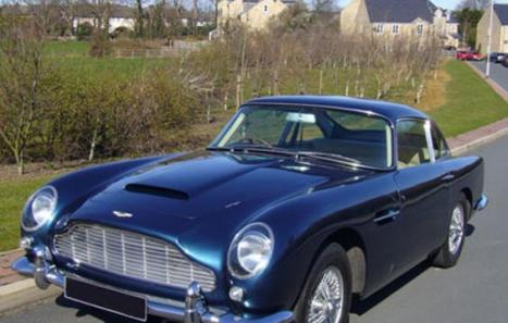 aston martin db5 (1964) - ref: 987 from classiccars.co.uk