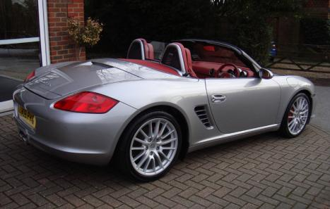 Porsche Boxster 987 2008 Ref 11978 From Classiccars Co Uk