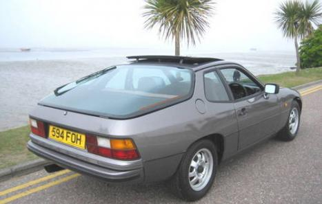 Porsche 924 1981 Ref 2674 From Classiccars Co Uk