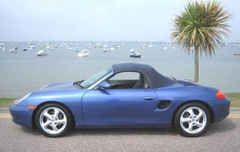 Porsche Boxster 1998 Ref 2702 From Classiccars Co Uk