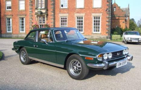 Triumph Stag 1976 Ref 2565 From Classiccars Co Uk