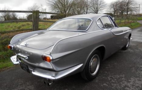 Volvo P1800 1963 Ref 11360 From Classiccars Co Uk