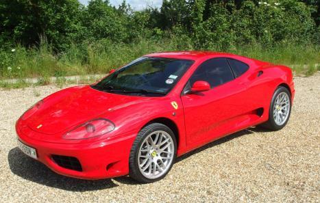 Ferrari 360 replica for sale