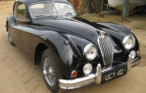 Jaguar Xk140 Ref 1977 From Classiccars Co Uk