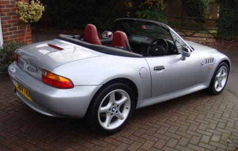 Bmw Z3 1998 Ref 1473 From Classiccars Co Uk