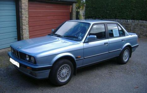 Bmw 3 Series 1991 Ref 1392 From Classiccars Co Uk