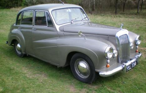 Daimler Conquest 1953 Ref 11857 From Classiccars Co Uk