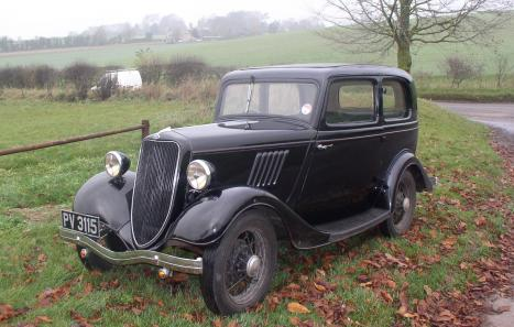 Ford Model Y 8hp 1936 Ref 11877 From Classiccars Co Uk