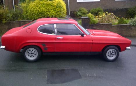 Ford Capri 1973 Ref 11903 From Classiccars Co Uk