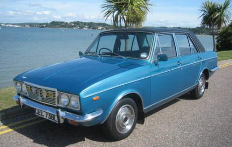 Humber Sceptre 1972 Ref 2667 From Classiccars Co Uk