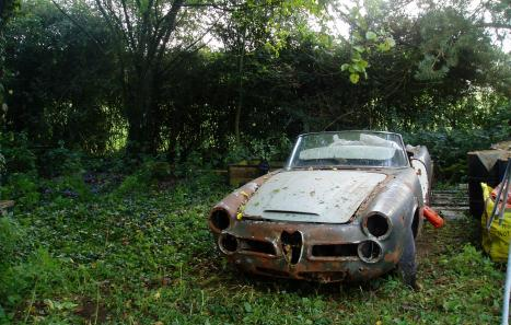 Alfa Romeo Spider Ref From Classiccarscouk - Alfa romeo spider hardtop for sale