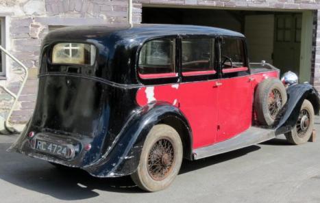 1938 Rolls Royce Wraith For Sale Rolls-royce Wraith 1938