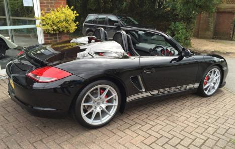 Porsche Boxster 2011 Ref 13174 From Classiccars Co Uk