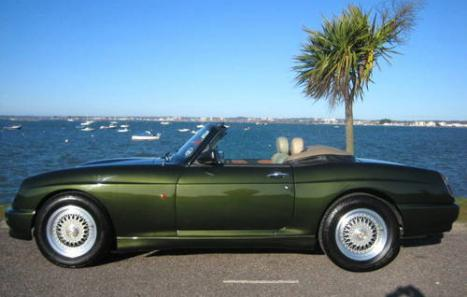 MG RV8 (1995) - Ref: 2623 from classiccars co uk
