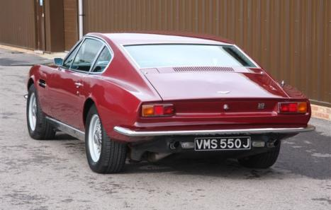 Aston Martin DBS Ref From Classiccarscouk - Aston martin 1970 for sale