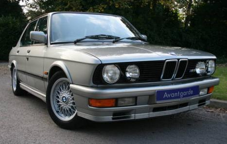 Bmw M5 1986 Ref 2267 From Classiccars Co Uk