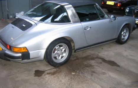 Porsche 911 S (1973) - Ref: 2050 from classiccars.co.uk