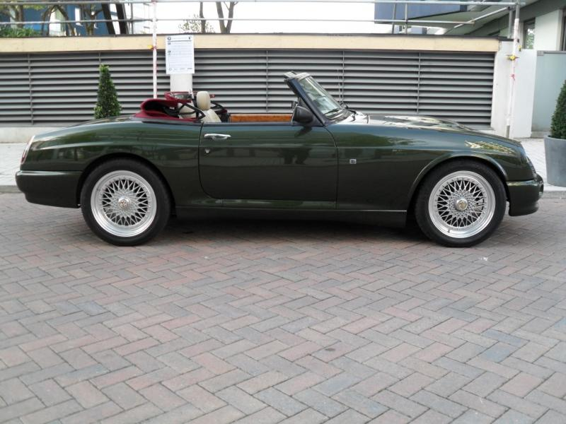 Mg C furthermore New Arrival Mg Rv8 likewise Store further Corvette concept armed for tra also Rv8. on the mg rv8 sports car