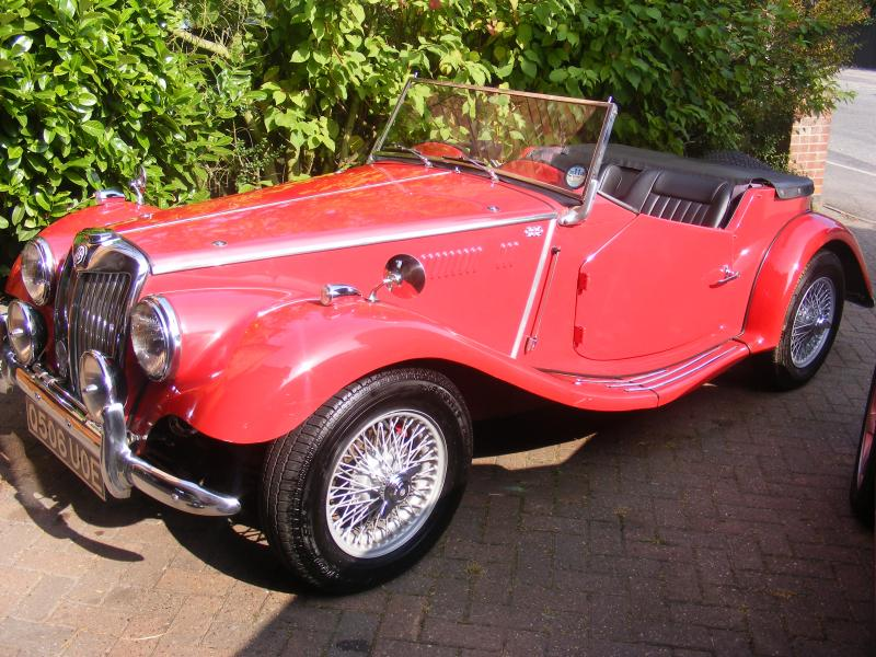 MG TF 1500 (REPLICA) (1985) - Ref: 1510 from classiccars.co.uk
