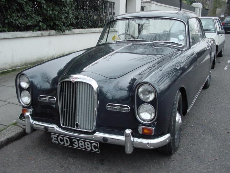 1965 Alvis for Sale