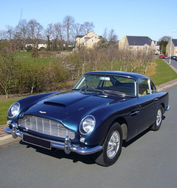 aston martin db5 guide history and timeline from