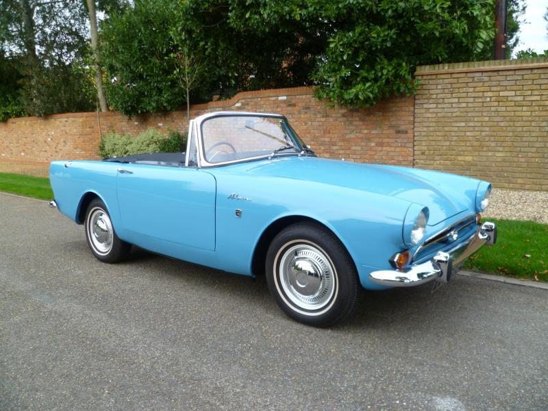 Sunbeam Alpine (1967) - Ref: 11766 from classiccars.co.uk
