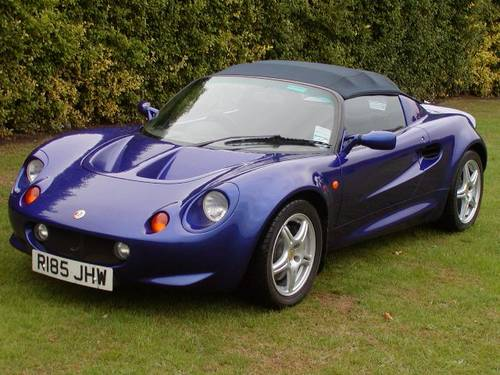 Lotus Elise Guide, History and Timeline from ClassicCars.co.uk