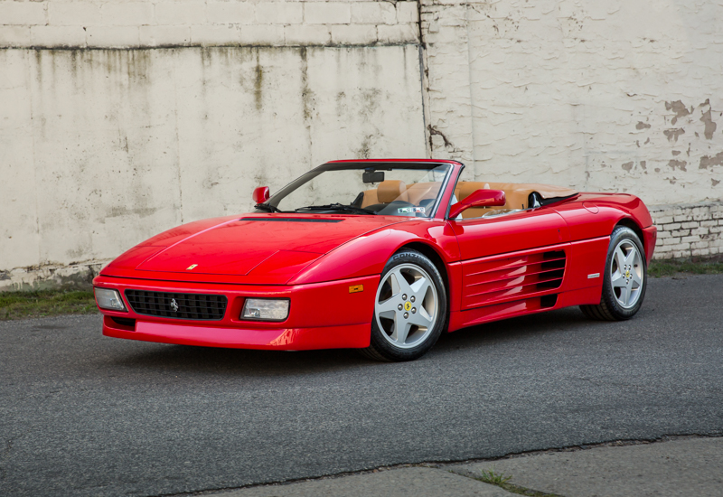 Ferrari 308 Gts For Sale >> Ferrari 348 Guide, History and Timeline from ClassicCars.co.uk
