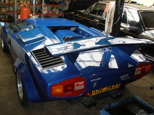 Lamborghini Countach Ref 2156 From Classiccars Co Uk