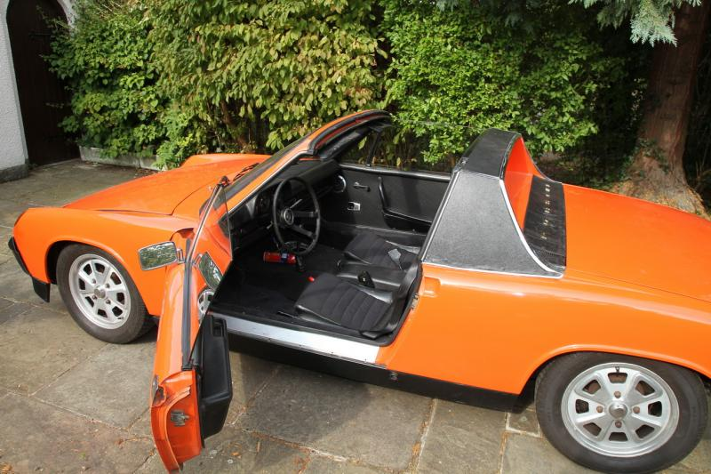 Porsche 914 Guide History And Timeline From Classiccars Co Uk