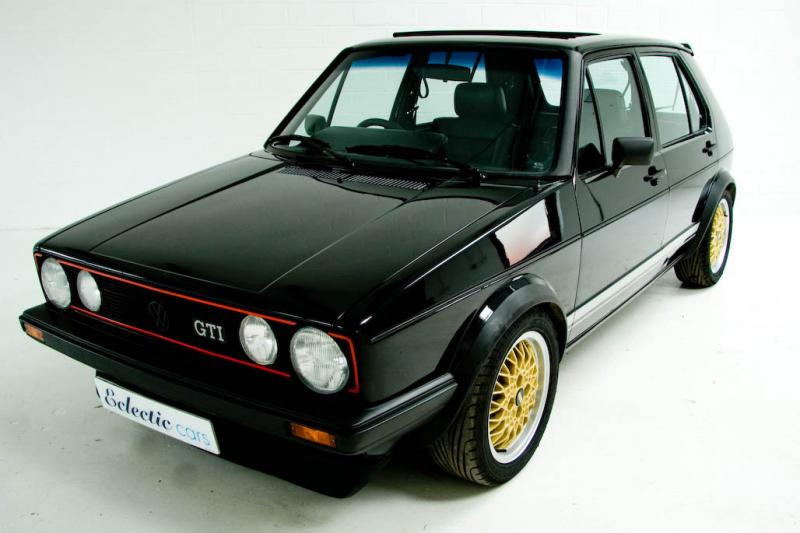 Volkswagen Golf Mk I Guide History And Timeline From