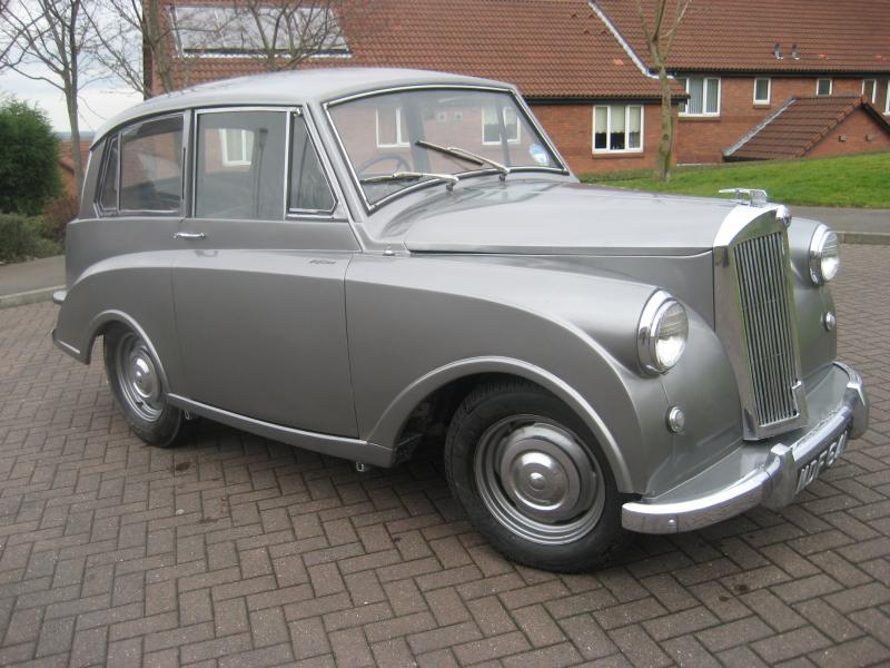 Triumph mayflower guide history and timeline from for Triumph motor cars for sale