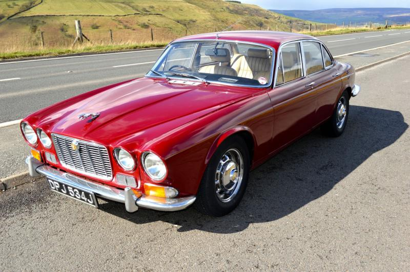 Jaguar xj6 guide history and timeline from classiccars co uk