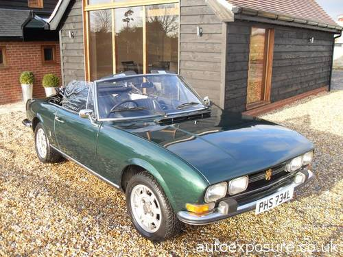 Peugeot 504 Ref 2591 From Classiccars Co Uk
