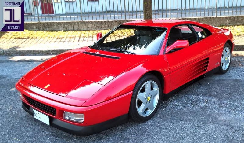 Ferrari 348 Guide, History and Timeline from ClassicCars.co.uk