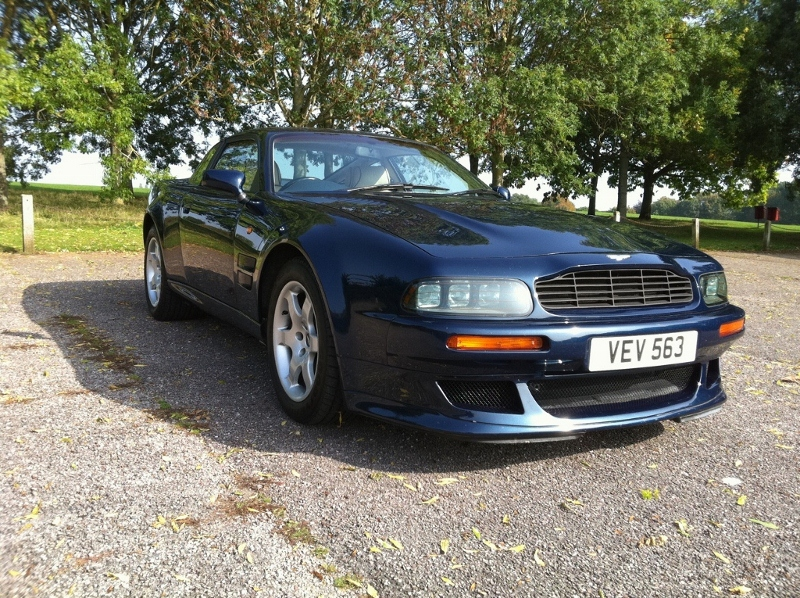 Aston Martin Vantage 1995 Ref 12061 From Classiccars Co Uk