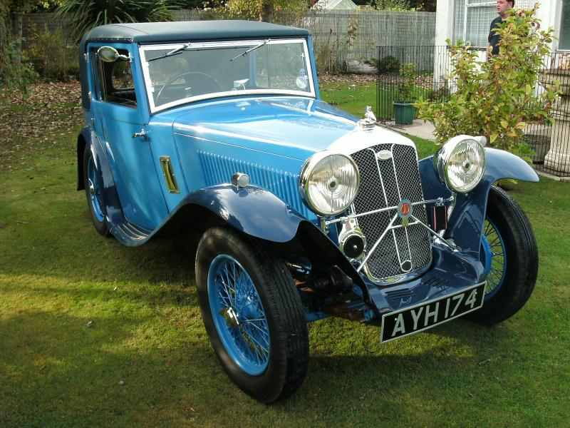 Wolseley Hornet (1934) - Ref: 11254 from classiccars.co.uk