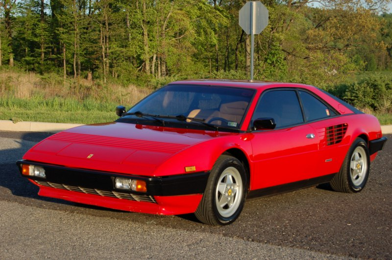 1982 ferrari mondial qv related infomation specifications weili automotive network. Black Bedroom Furniture Sets. Home Design Ideas
