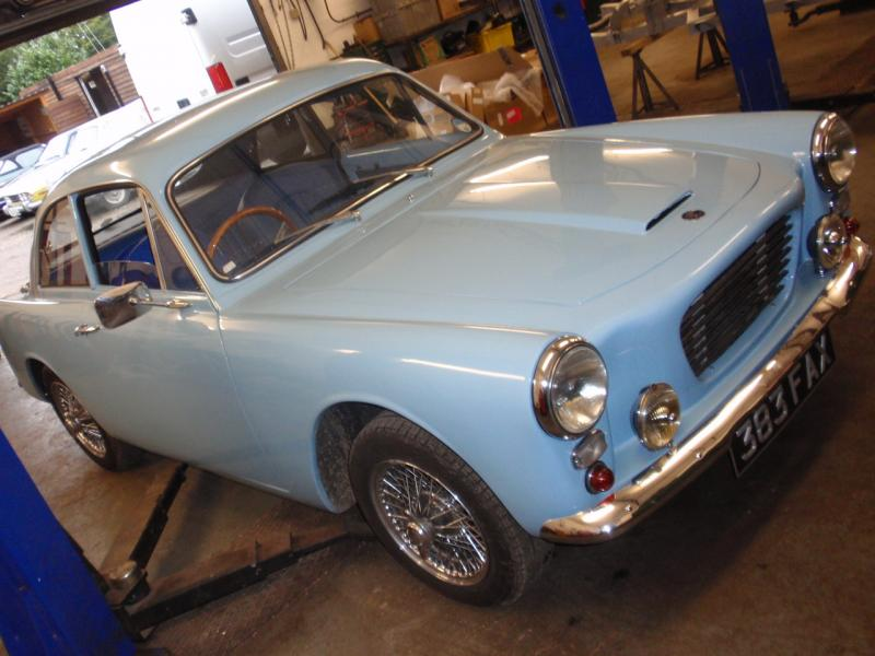 Gilbern GT (1962) - Ref: 12042 from classiccars.co.uk
