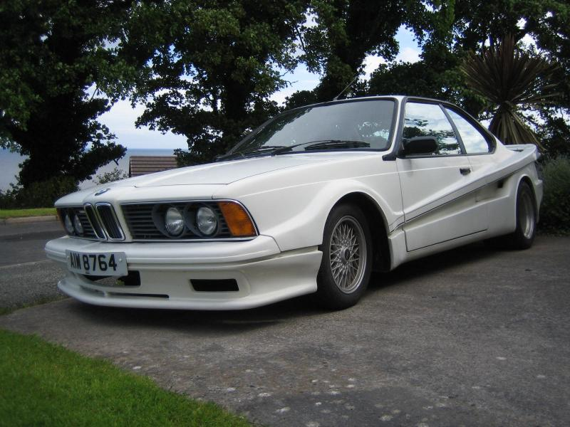 BMW 6 Series (1986) - Ref: 12248 from classiccars.co.uk