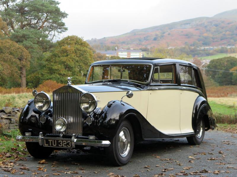 Rolls Royce Silver Wraith Guide History And Timeline From