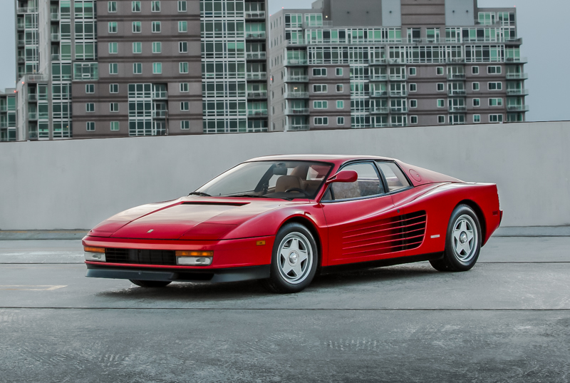 Ferrari Testarossa Car Guide