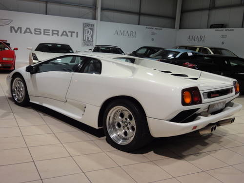 Lamborghini Diablo 1993 Ref 1917 From Classiccars Co Uk